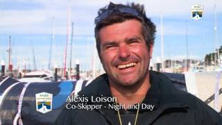 Rolex Fastnet Race 2017 IRC 4 & 2H Winner Night and Day