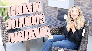 HOME DECOR & FURNITURE HAUL! HOUSE UPDATE