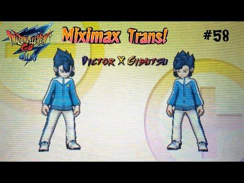 Inazuma eleven go galaxy miximax trans 58 victor x - Inazuma eleven go victor ...