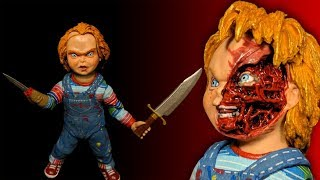 NECA Ultimate Chucky Action Figure Review