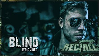 REC/ALL - Blind [[OFFICIAL LYRIC VIDEO]]