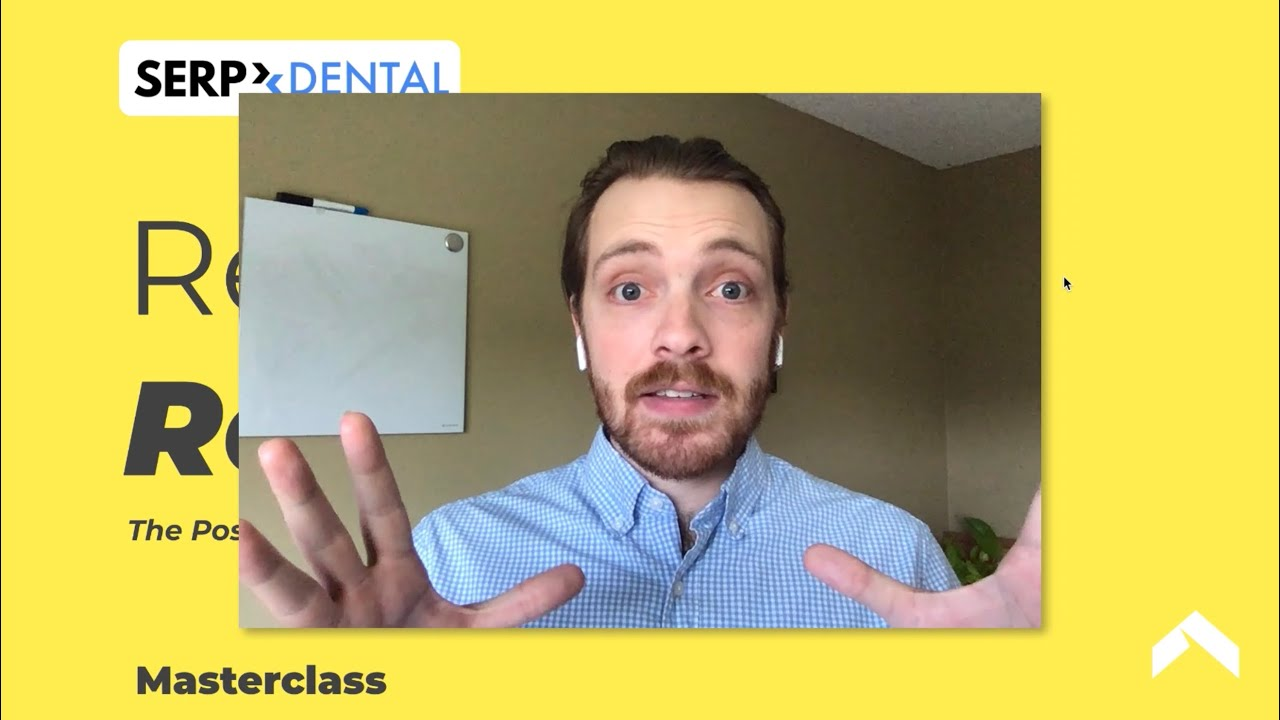 How 100+ Dentists Are Rebounding Post-COVID: SERP Dental Masterclass – Reopen and Rebound
