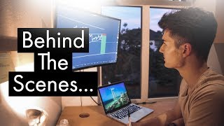 PUTTING IN THE WORK BEHIND THE SCENES | As a Forex Trader