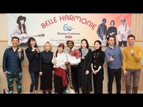 Spéciale 60 ans,  le service français de KBS WORLD Radio