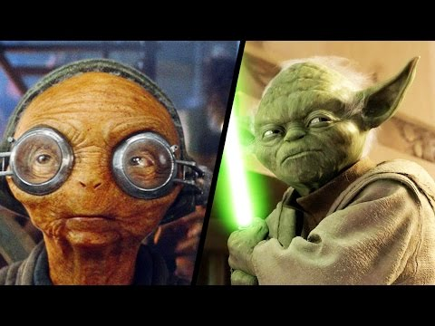 Maz Kanata A Jedi? Did She Train With Yoda and Snoke? Star Wars The Force Awakens & Episode 8