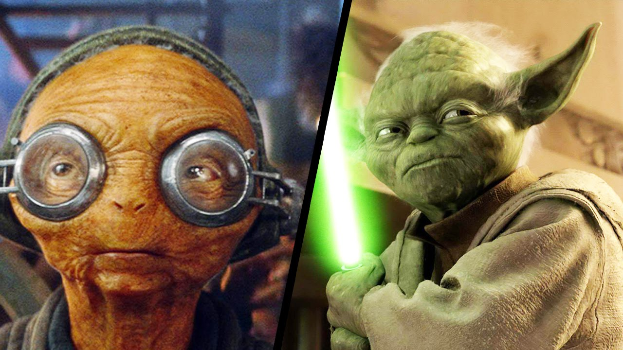 Image result for yoda and maz