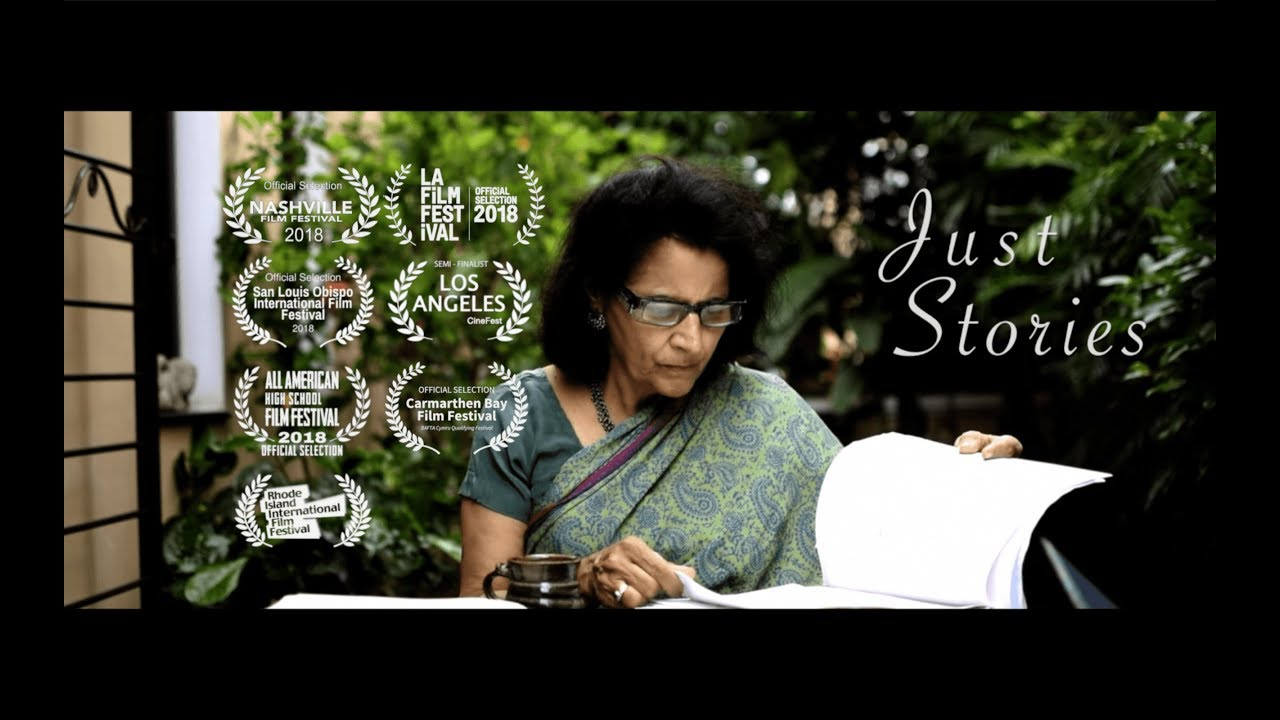 Just Stories | Student Short Film - Ishan Modi - A senior couple experiences the isolation and uncertainty of old age.