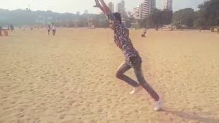 Tiger Shroff Stunts