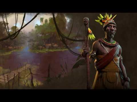 civ6 Kongo Mvemba a nzinga Theme music Full