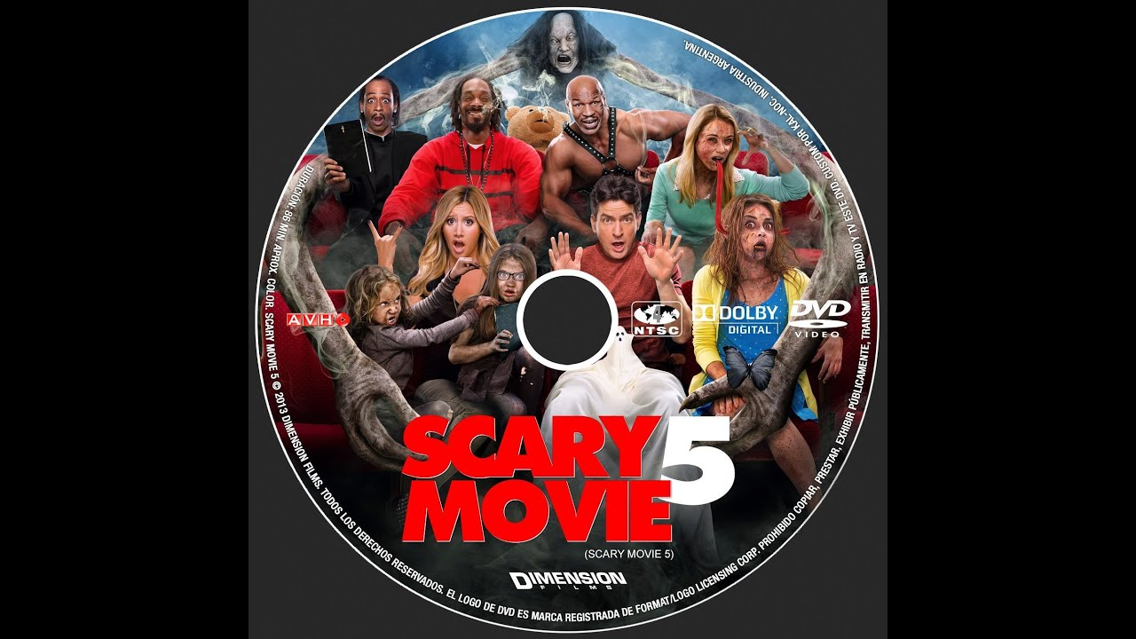 Scary Movie 5 La Pelicula Espanol Latino Youtube