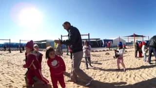 360° video: See how UK aid is helping support Syrian refugees in Jordan