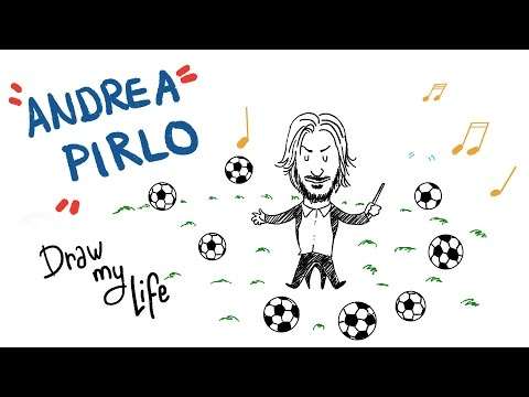 ANDREA PIRLO - Draw My Life