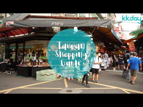 8 Places to Shop in Taipei | Travel with KKday