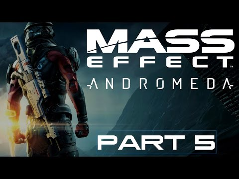 Mass Effect: Andromeda - Part 5 - Eos