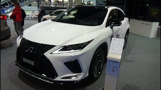 2020 Lexus RX 450h F Sport - Exterior and Interior - Auto Zürich Car Show 2019