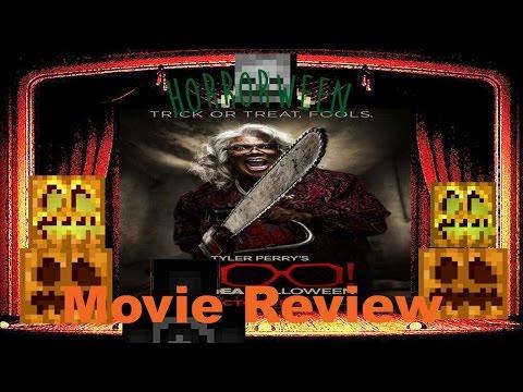 Boo a Madea halloween (Final horrorween Movie Review )