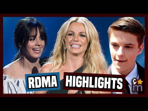Thumbnail: 2017 Radio Disney Music Awards Interviews/Show Highlights - Britney Spears, Camila Cabello