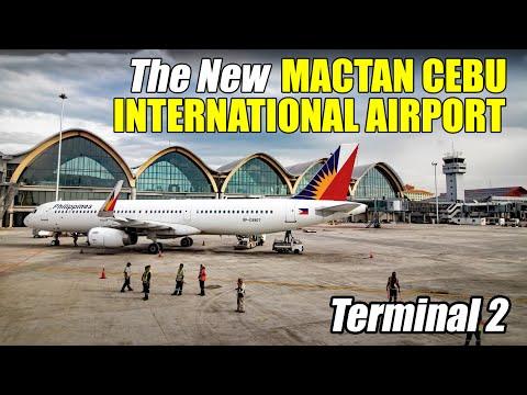 NEW MACTAN CEBU INTERNATIONAL AIRPORT TERMINAL 2