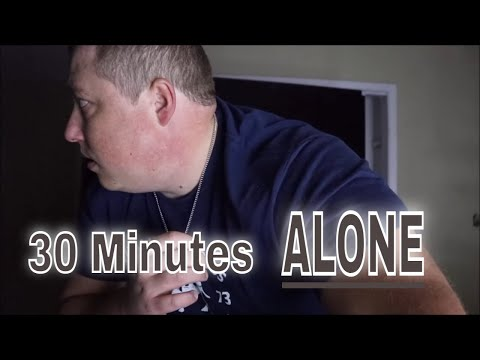 "(30 Minute ALONE Challenge) ""ABANDONED HAUNTED HOUSE"" ROBS TURN, THIS HOUSE IS POSSESSED"