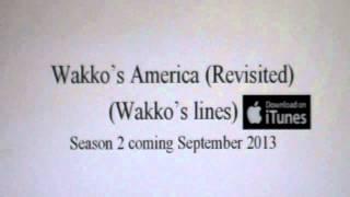 Play Wakko's America