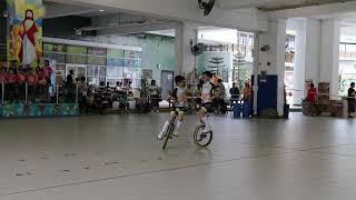 Publication Date: 2019-07-11 | Video Title: 19 香港單輪車花式挑戰賽男子雙人花式甲組季軍