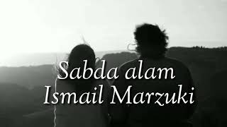 Video lirik Sabda alam (Ismail Marzuki)