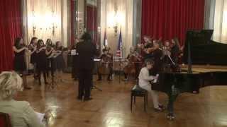 """Iskra Milenkovi? i Guda?ki orkestar M.?. """"Davorin Jenko"""" Beograd"""