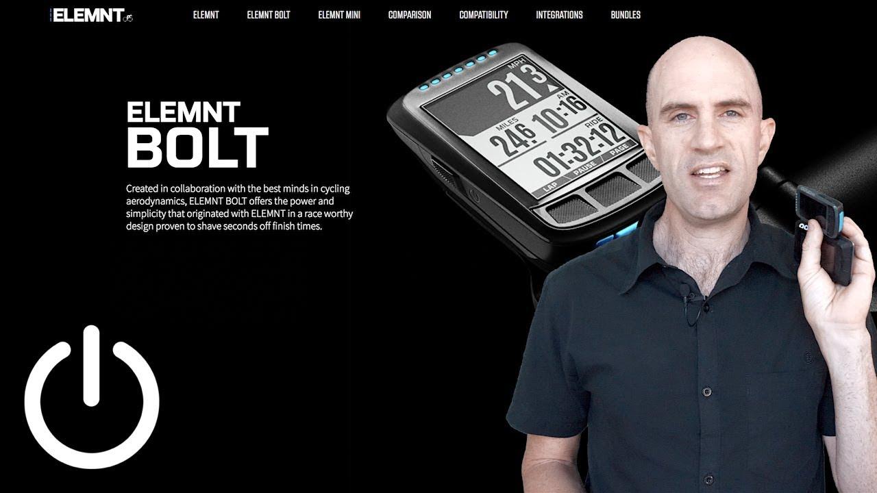 Tips for Maximum Battery Life: Wahoo Elemnt/BOLT Cycling GPS