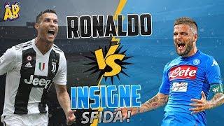 Canzone Cristiano Ronaldo VS Insigne - Sfida ! (Parodia)