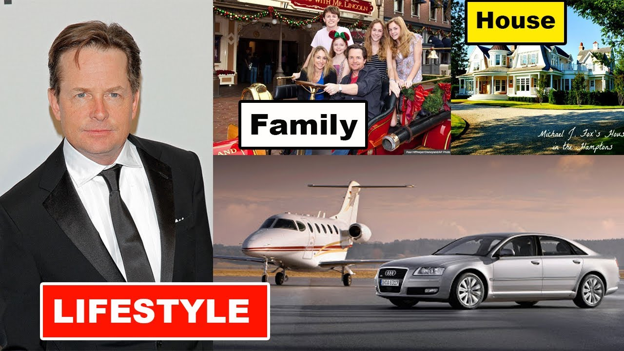 Download Michael J. Fox's Biography & Family, Parents, Brother, Sister, Wife, Kids & Net Wroth