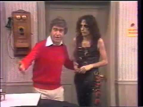 Alice Cooper on The Soupy Sales Show 1979