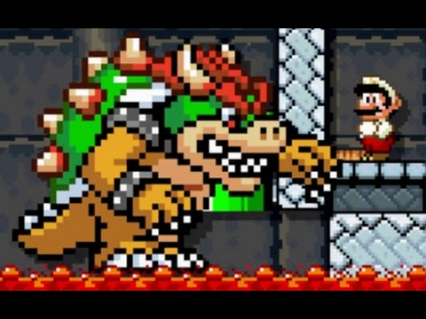 Super Mario Maker - 100 Mario Challenge #50 (Expert Difficulty)