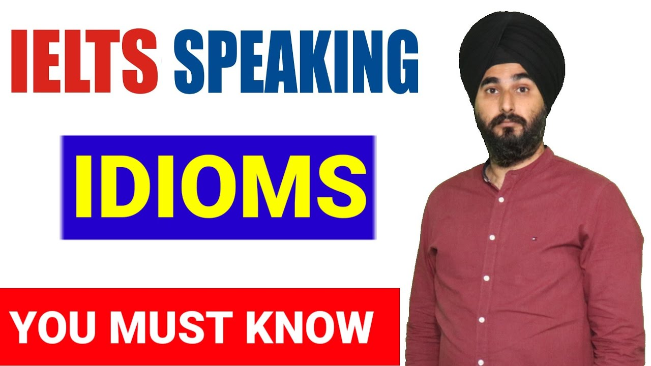 Best Idioms For Ielts Speaking   Ielts Idioms And Phrases   Ielts Idioms Exercise   #Ramandeepsir