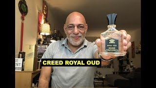 Creed Royal Oud Fragrance Cologne Review + GIVEAWAY (CLOSED)