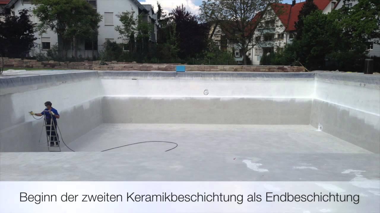 Schwimmbadsanierung youtube for Schwimmbadsanierung