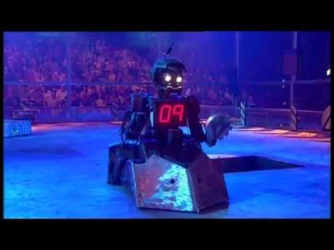 Битвы роботов 1 сезон 1 серия на русском