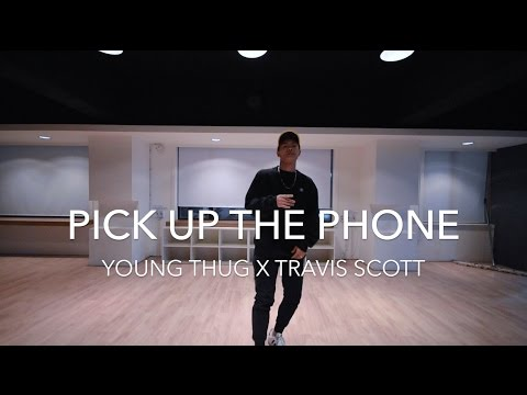 Pick Up The Phone - YOUNG THUG | Taewoong Choreography
