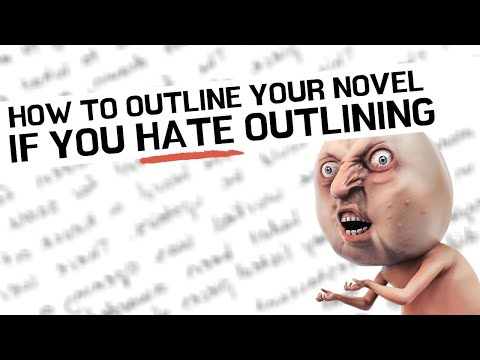#HowIWrite -  How to Outline Your Novel