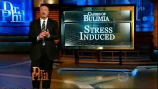 Bulimia - Dr Phil