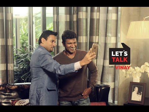 Let's Talk with Vinay I Ep 19 I Biocon I Bangalore Edition I Puneeth Rajkumar I Raajakumara