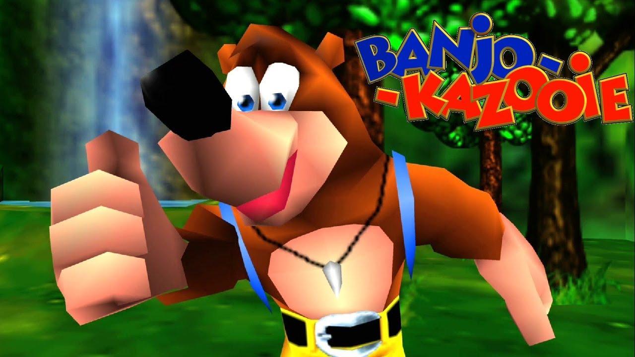 Banjo-Kazooie - Full Game Walkthrough