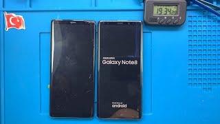 Samsung N950 Galaxy Note 8 Ekran Değişimi 🇹🇷