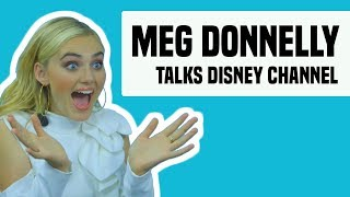 Meg Donnelly Interview on Milo Manheim and Auditioning for 'Zombies'