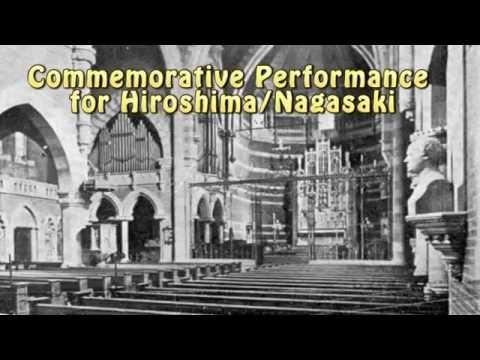 Commemorative Performance for Hiroshima Nagasaki 2016