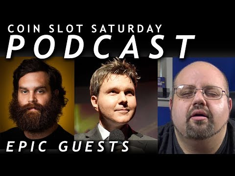 PODCAST: VIDEO GAME CHAT - Coin Slot Saturday