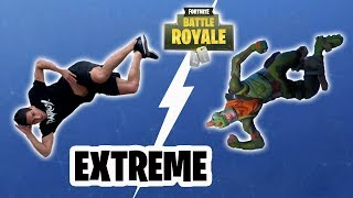Fortnite Dances in Real Life EXTREME pt. 3 | patroX