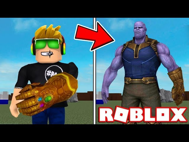Rob Super Hero Adventures Onl Roblox Chefs4passion Fighting Against Thanos And Stealing His Powers In Roblox Superhero Tycoon Youtube