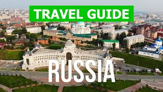 Russia country travel video | Moscow, St. Petersburg, Sochi, Kazan | Drone | Russia from above in 4k