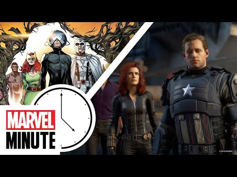 Marvel's Avengers game, X-Men comic news, and more! | Marvel Minute