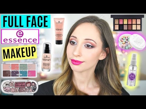 Catrice one brand makeup haul, swatches, tutorial | first.